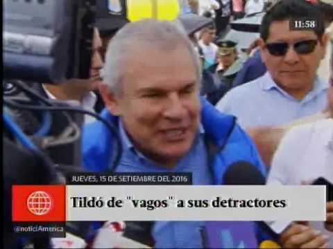 América Noticias: [TITULARES MEDIODIA 15/09/16]