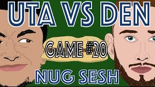 Nuggets vs Jazz - Game #20 | Nug Sesh Review