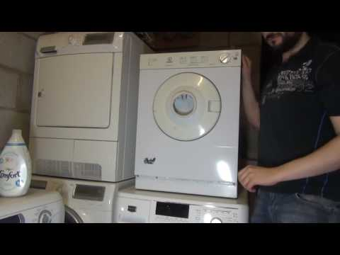 Indesit IS31V Compact Dryer - overview