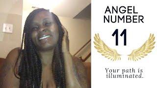 Скачать Angel Number 11 Your Path Is Illuminated