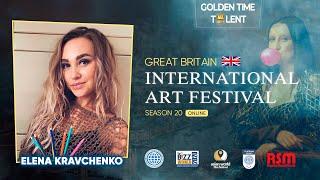 Golden Time Distant Festival 20 Season Elena Kravchenko GT20 8904 9431