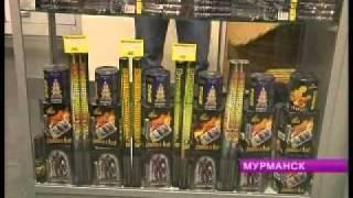 009 Сотрудники государственного пожарного надзора отправились в магазин, где торгуют пиротехникой(, 2010-12-20T09:42:32.000Z)