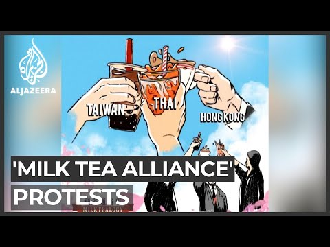 Al Jazeera English: Thailand, Hong Kong activists form alliance