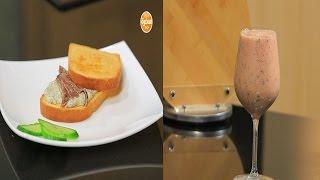 سندوتش أنشوجة بالزيتون - عصير توت بالبرتقال  | سندوتش وحاجة ساقعة حلقة كاملة