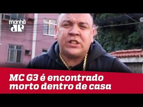 MC G3 é encontrado morto dentro de casa, na Baixada Fluminense; quatro suspeitos foram presos