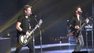 Download NICKELBACK (Ryan Peake) - Saturday Night's Alright For Fighting (Praque 7.11.2013) MP3 song and Music Video