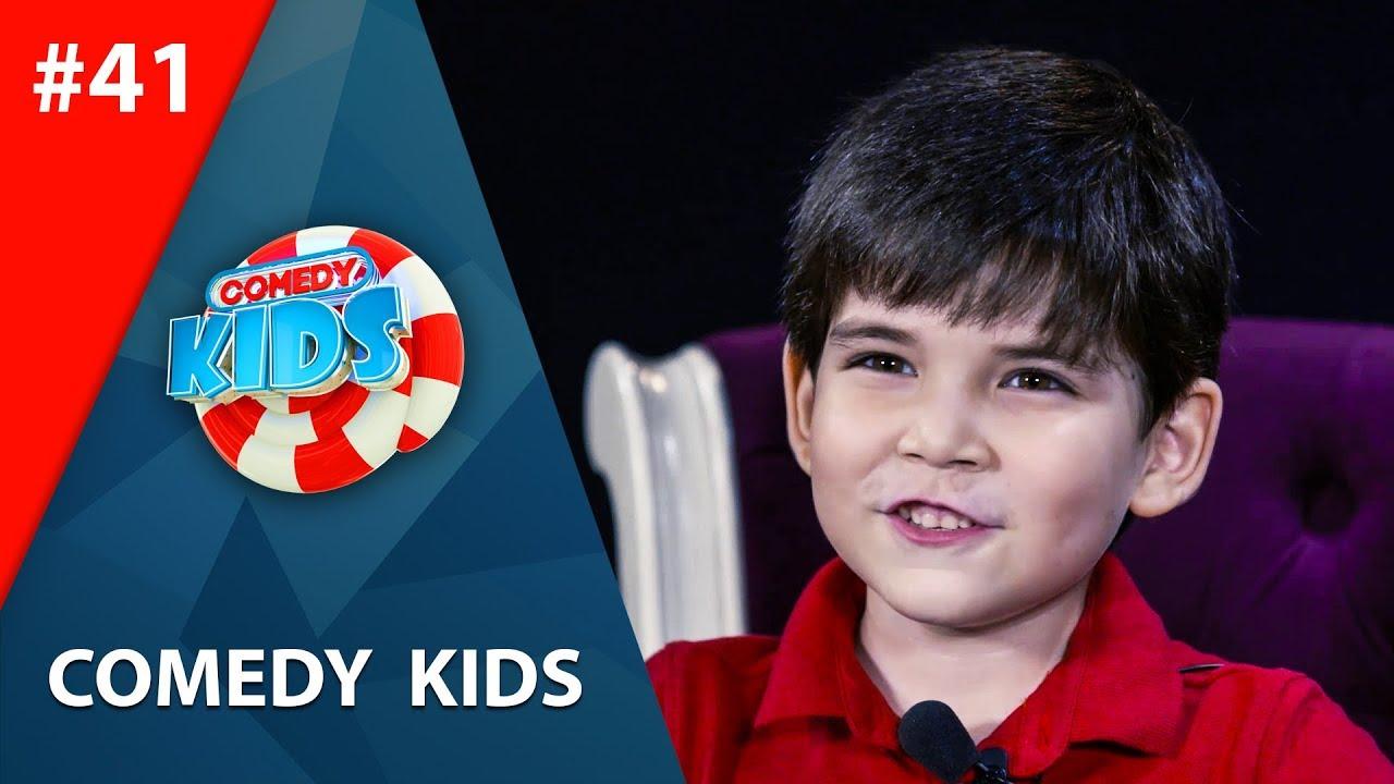 Comedy Kids 41-й выпуск (07.07.2019)