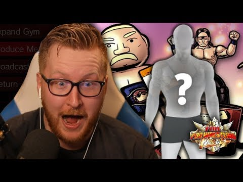 Fire Pro Promoter Mode - Ep 5 - Special Guest Commentary (End Of Year 1)