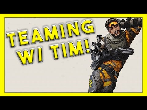 Teaming With Timthetatman - Seagull - Apex Legends