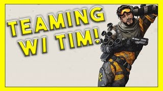 Teaming With Timthetatman - Seagull - Apex Legends thumbnail