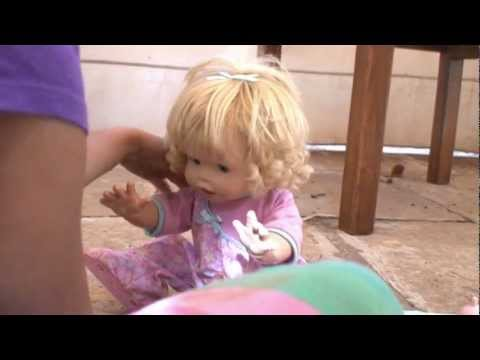 Little Mommy Toys | Walk And Giggle Doll