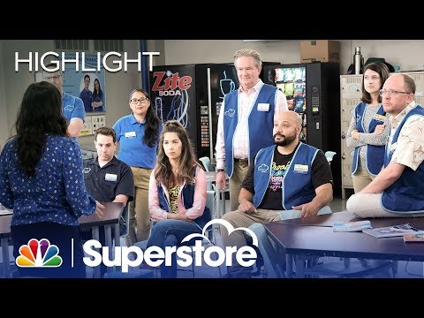 Amy Wants Everyone to Lie to Mateo's Lawyer - Superstore (Episode Highlight)