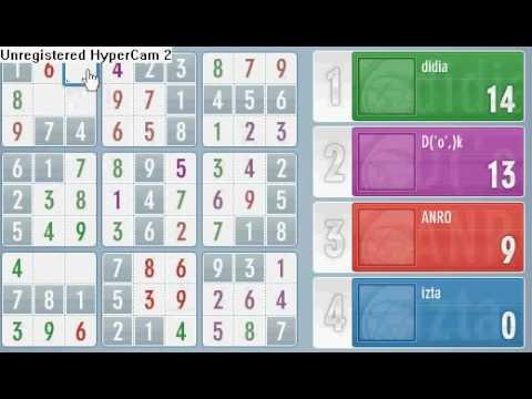 sudoku multijugador