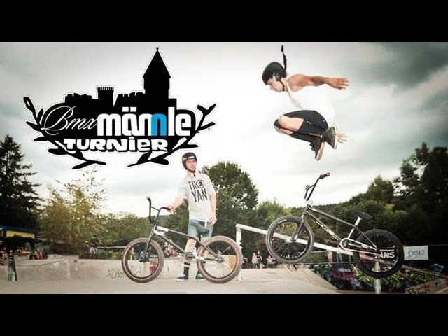 BMX Männle Turnier Trailer 2013
