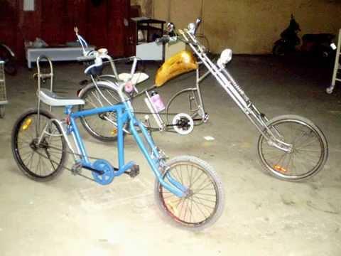 จักรยานราคาถูก รีไซเคิล เก่าดัดแปลงใหม่