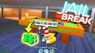 I found the BEST SPOT... (Roblox Jailbreak Hide and Seek)