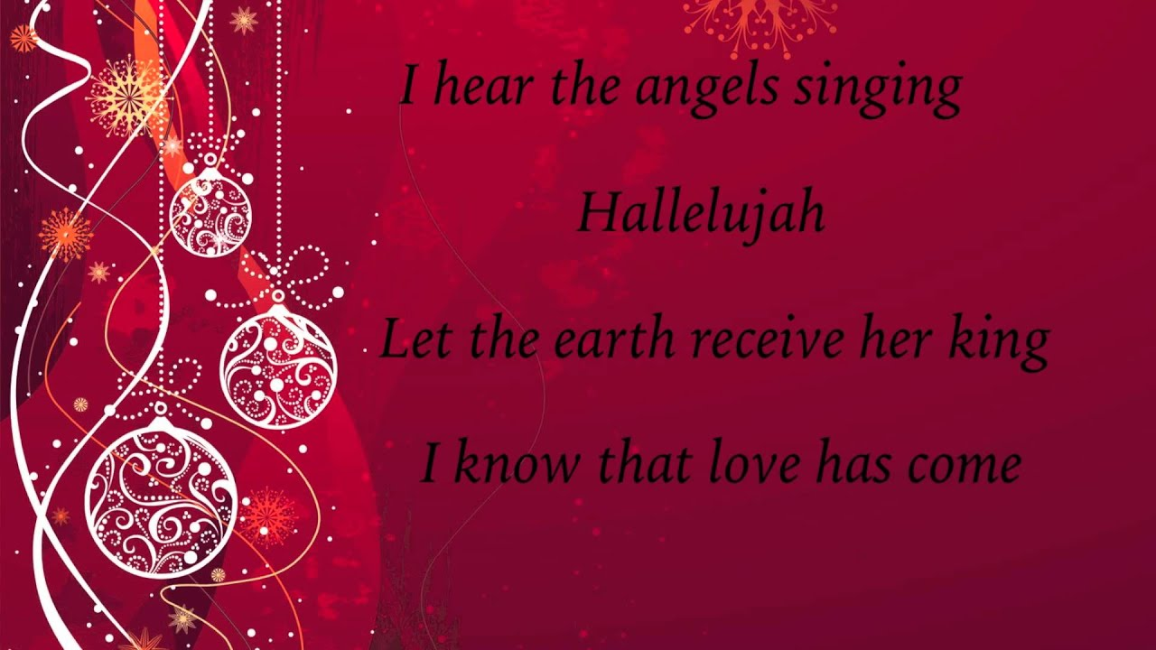 Sidewalk Prophets - What a Glorious Night - (with lyrics) - YouTube