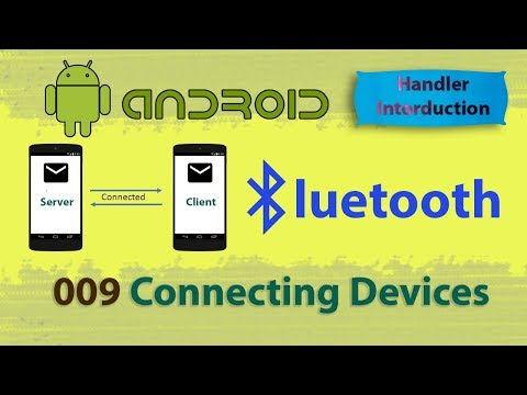 Repeat 010 : Bluetooth Chat Application Tutorial : Android studio