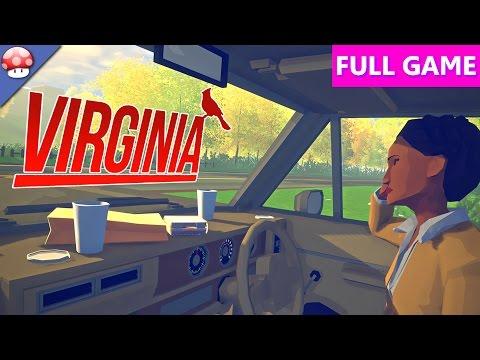 Virginia Gameplay (PC