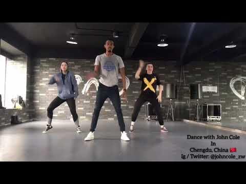 Akiliz - Ammara Brown's Personal Choreographer John Cole (Official Dance)