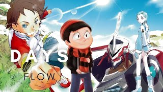 Days [FLOW] Cover *Original English Version*