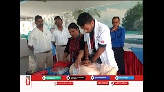 FOREIGNERS DONATE 'AED iPAD' FOR CALANGUTE CONSTITUENCY_Prudent Media Goa
