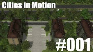 Let's Play Cities in Motion #001 [Deutsch][HD] - Angespielt (1/4)