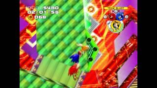 Sonic Heroes PC - Casino Park A rank 1080p