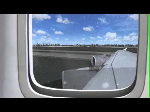 FSX| A380| Lufthansa| Aterrizaje Aeropuerto de Munich
