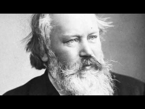 Brahms ‐ Choruses for female voices,2 horns & harp,Op17, Der Gдrtner