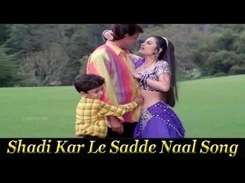 Shadi Kar Le Sadde Naal Song Jwalamukhi Movie