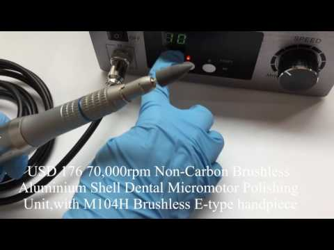 Dental Micromotor Polishing Unit