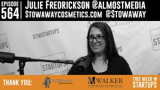 Julie Fredrickson, Ceo Stowaway Cosmetics, Is Direct-to-consumer Innovator Taking On $60b Industry