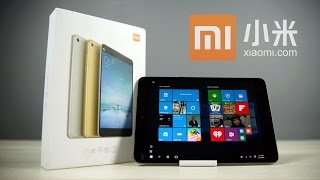 Xiaomi MiPad 2 Windows 10   Unboxing and Hands On
