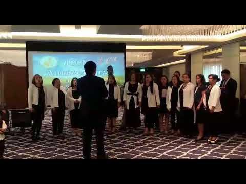 God's Building a Church by JCCM Choir-Doha, Qatar