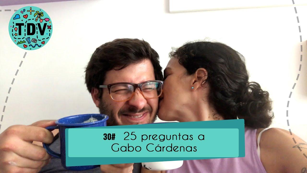 Trapitos del Viaje Ep. 30 I 25 preguntas a Gabo Cárdenas