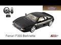 Ferrari F355 Berlinetta - ????-?????, ?????, ????????, ???????? ?????????? ? City Car Driving