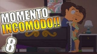 EL MOMENTO MAS INCOMODO !! - South Park: The Stick of Truth - Parte 8