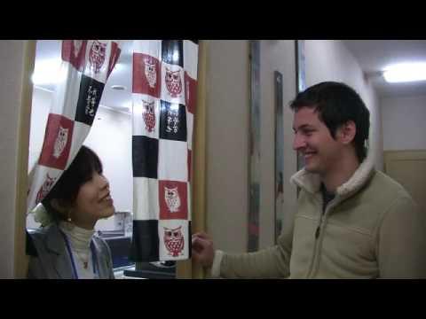 Genki Japanese School tour