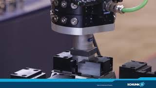 Anwendungsvideo Automatisierte Maschinenbeladung