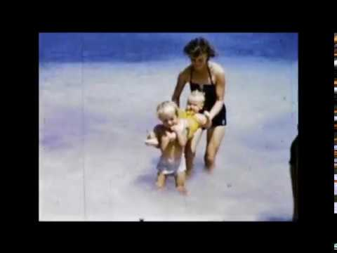 1958 Curacao: Steenrijk & Barbara Beach
