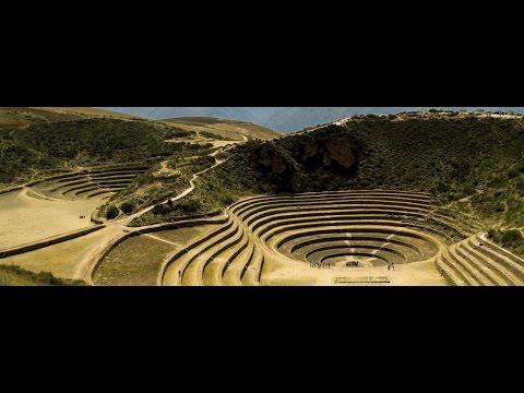 Inca Agriculture Complex Or Amphitheater? Moray In Peru