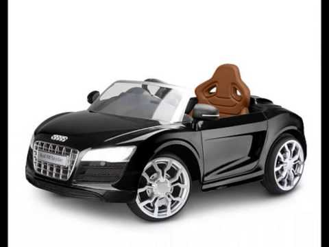 Lovely Avigo Audi R8 Spyder 6 Volt Ride On Car Toy For Kids