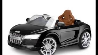 Avigo Audi R8 Spyder 6 Volt Ride On Car Toy For Kids