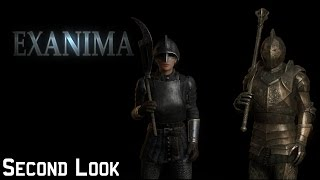 Exanima Second Look - Gameplay and Review