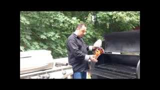 Cooking with Smokey 4 - Ribs and Tips Part 1