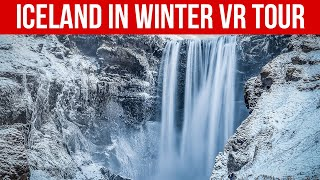 Iceland 5K VR Tour: Explore this AMAZING Country in VR