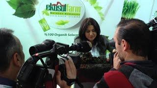 Ekosol Tarım ve Hayvancılık A.Ş. Avrasya'nın En Büyük Tarım Fuarı Growtech 2012'de...