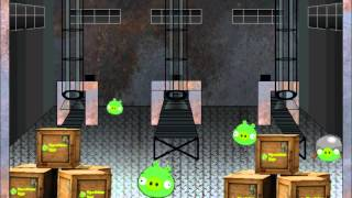 Custom Angry Birds Animation: Pig Factory