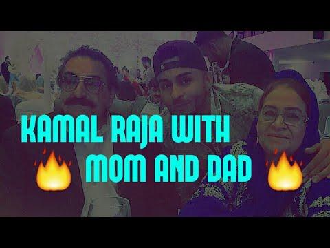 KAMAL RAJA WITH MOM AND DAD | FAMILY